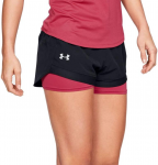 Pantalón corto Under Armour UA Qualifier SpeedPocket 2-in-1 Short