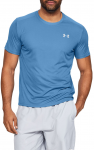 UA SPEED STRIDE SHORTSLEEVE-BLU