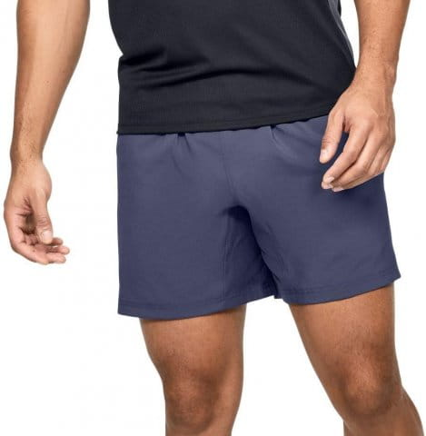UA SPEED STRIDE 7 WOVEN SHORT