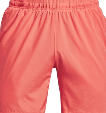 Korte broeken Under Armour UA SPEED STRIDE 7 RUN SHORT-RED