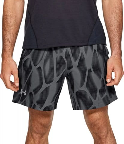 Under Armour UA LAUNCH SW 7 PRINTED SHORT Rövidnadrág