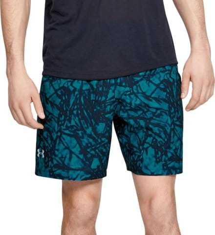 Under Armour UA LAUNCH SW 7'' PRINTED SHORT Rövidnadrág