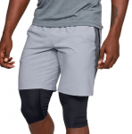 Šortky Under Armour UA LAUNCH SW 2-IN-1 LONG SHORT