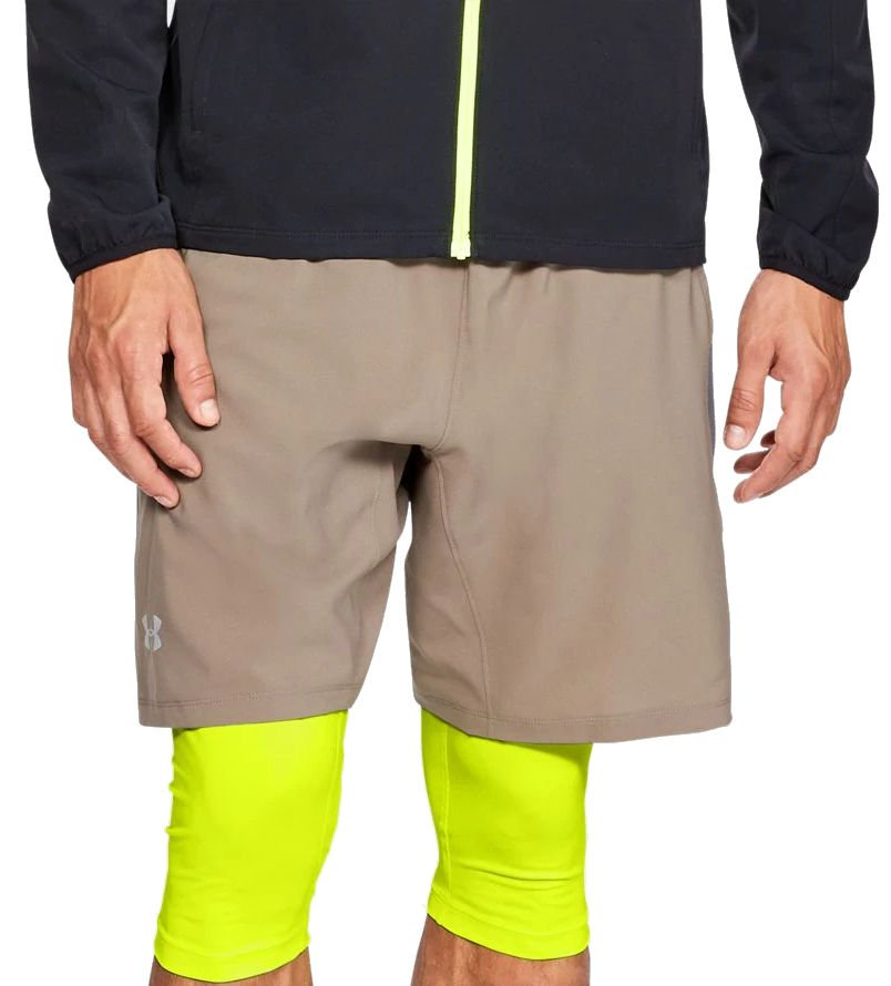 Pantalón corto Under Armour UA LAUNCH SW 2-IN-1 LONG SHORT