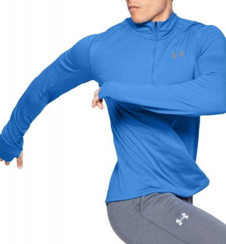 Langarm-T-Shirt Under Armour UA STREAKER 2.0 HALF ZIP