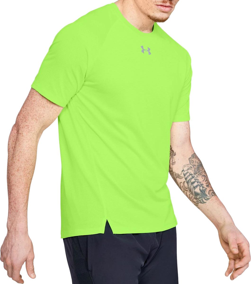 Pánské běžecké tričko s krátkým rukávem Under Armour Qualifier