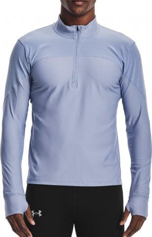 Sweatshirt Under Armour UA QUALIFIER HALF ZIP-BLU