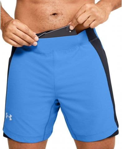 Šortky Under Armour UA QUALIFIER SPEEDPOCKET 7 SHORT