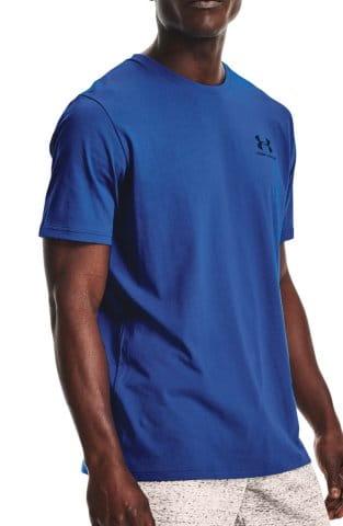 T-shirt Under Armour UA SPORTSTYLE LC SS-BLU