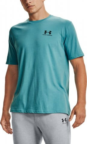 Camiseta Under Armour UA SPORTSTYLE LC SS-BLU