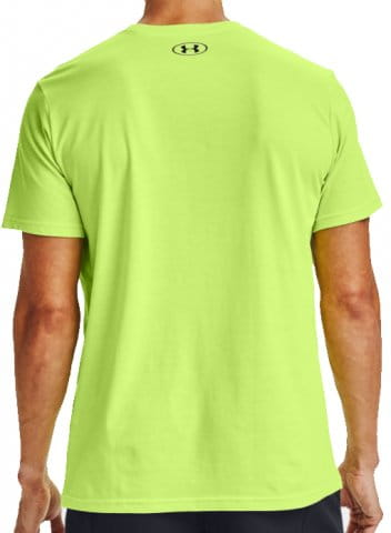 Mens Under Armour Gl Foundation Ss T-Shirt In Green