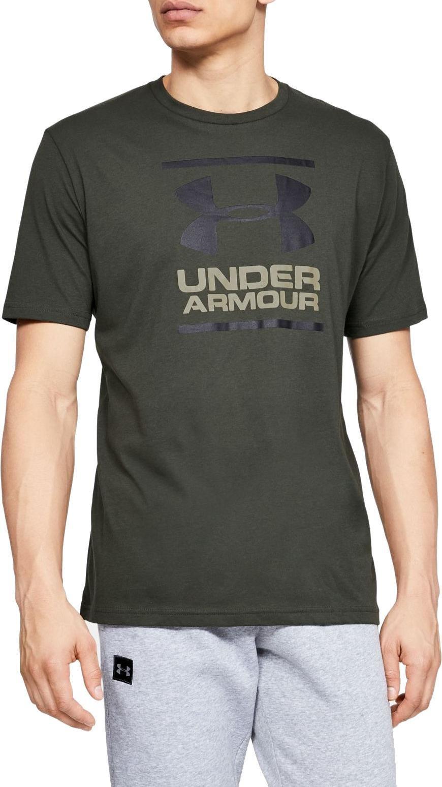 Camiseta Under Armour UA GL Foundation SS T