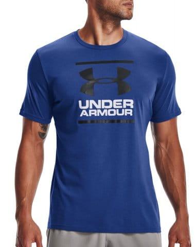 T-shirt Under Armour UA GL Foundation SS T-BLU