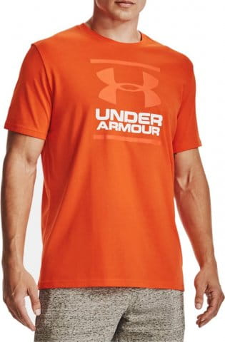 Magliette Under Armour UA GL Foundation SS T-RED