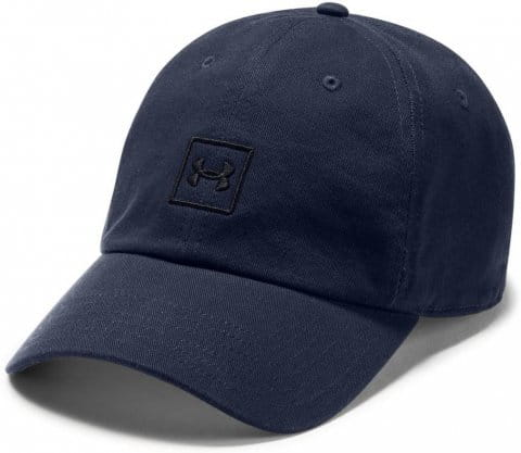 Casquette Under Armour UA Washed Cotton Cap