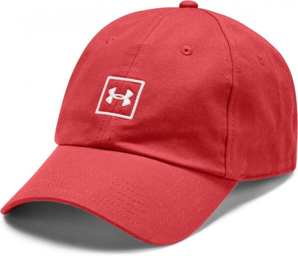 Gorra Under Armour washed cotton cap
