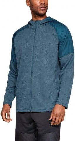 Sweatshirt à capuche Under Armour MK1 Terry FZ Hoodie