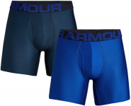Calzoncillos bóxer Under Armour Tech 6in 2 Pack