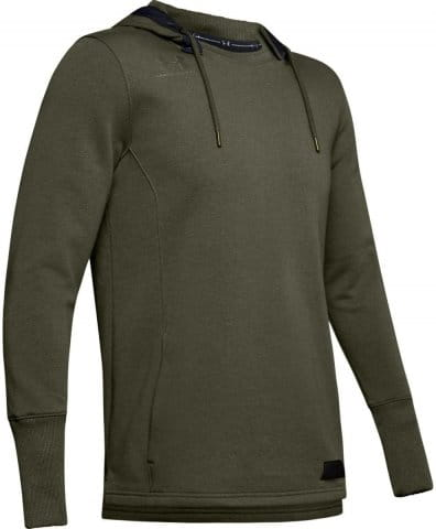Accelerate Off-Pitch Hoodie-GRN