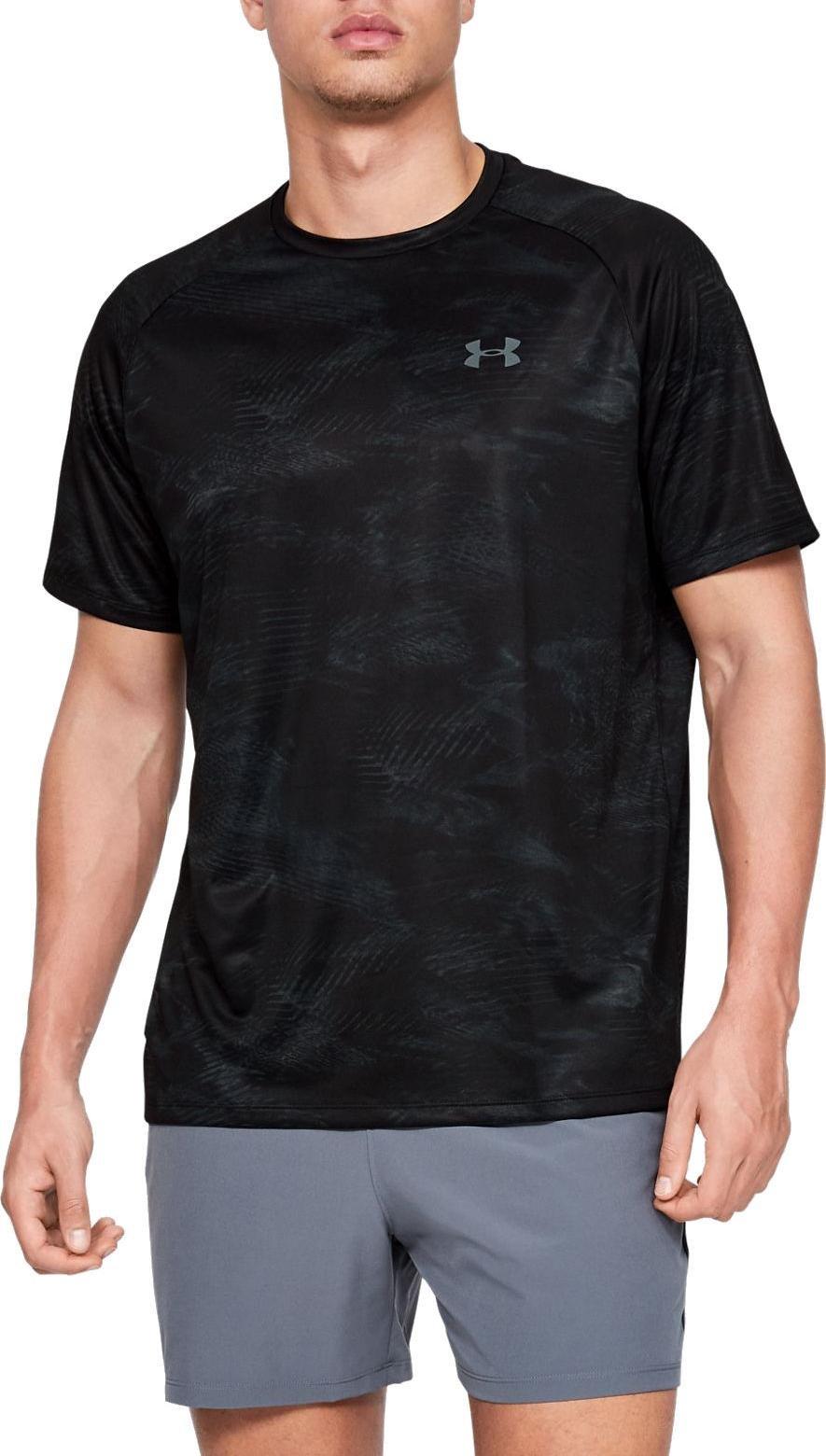 Camiseta Under Armour UA Tech 2.0 SS Printed