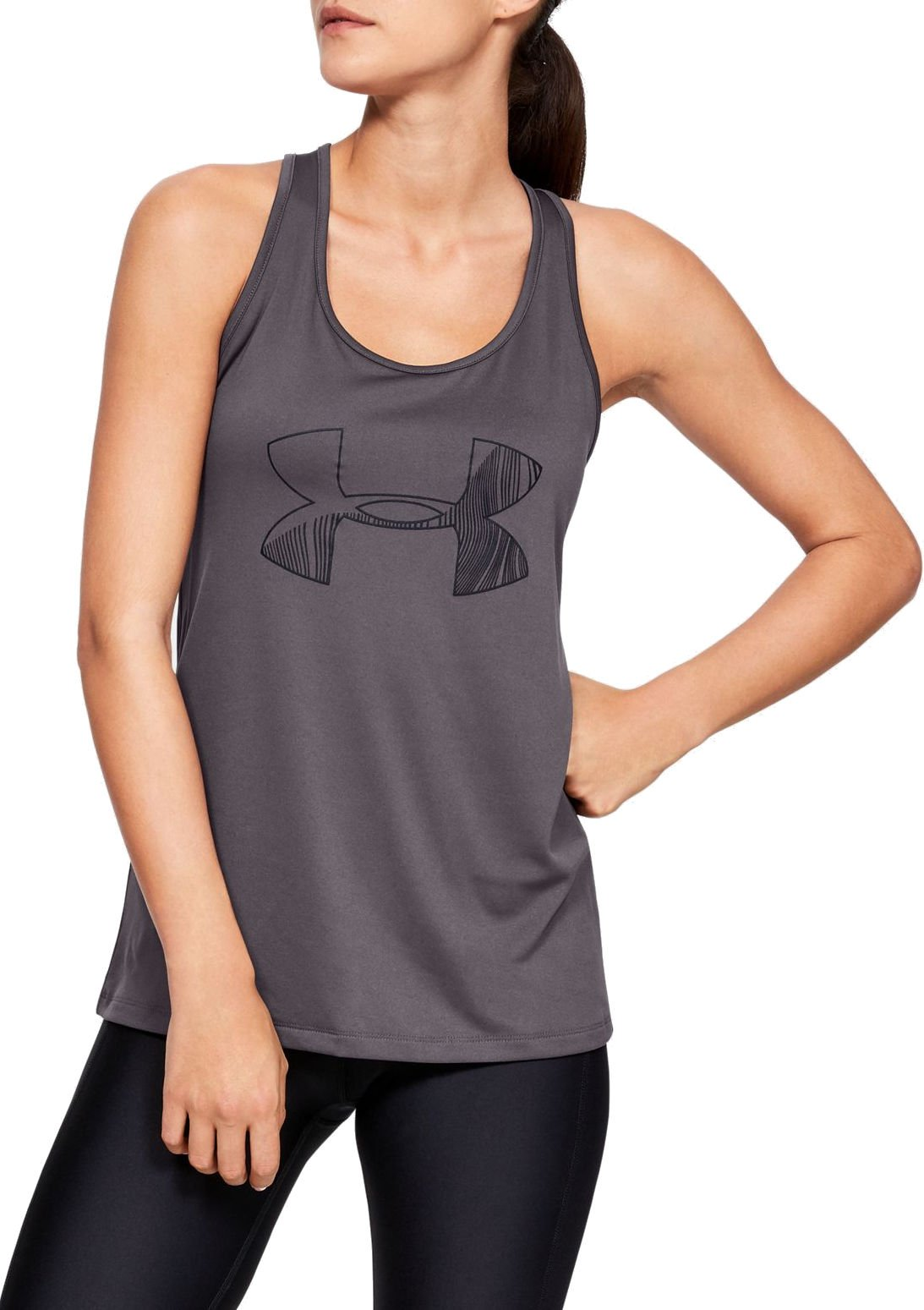 a6cc23998f Tielko Under Armour Tech Tank Graphic - Top4Football.sk