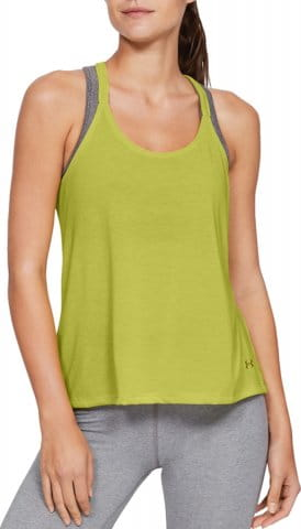 Camiseta sin mangas Under Armour UA Whisperlight Tank Foldover