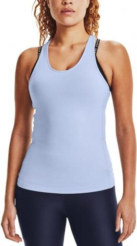 Majica bez rukava Under Armour UA HG Armour Racer Tank-BLU