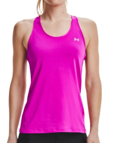 Maillot Under Armour UA HG Armour Racer Tank-PNK