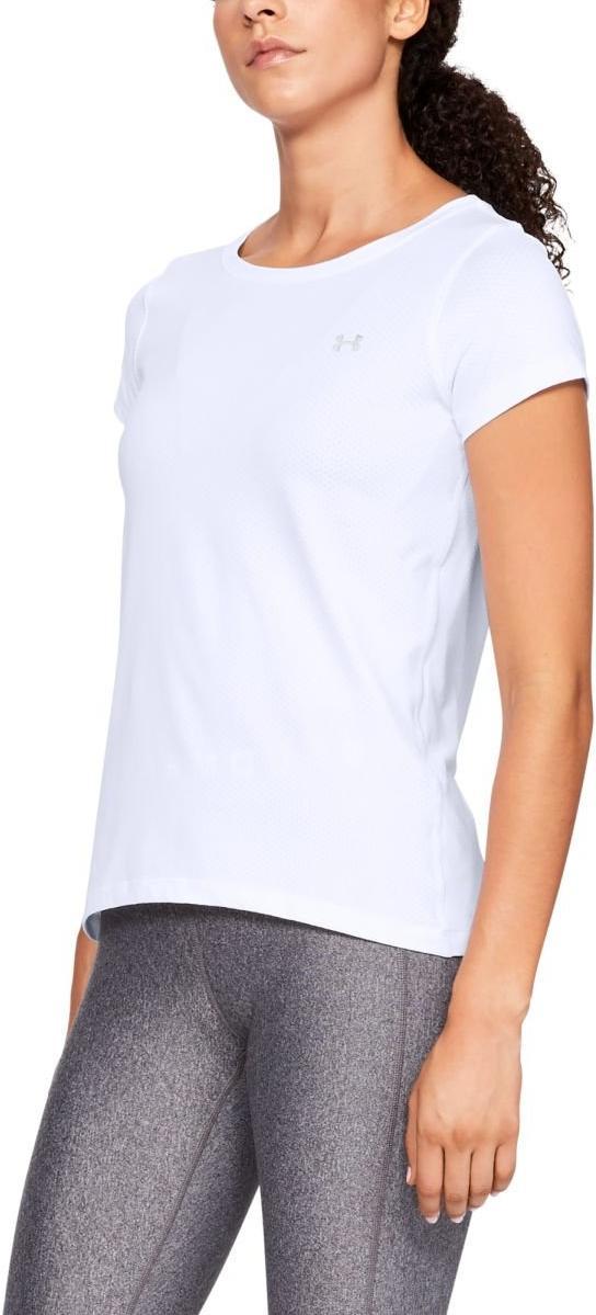 Dámské tričko s krátkým rukávem Under Armour HeatGear