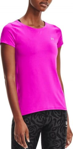 Tricou Under Armour UA HG Armour SS-PNK