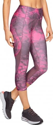 3/4 Tights Under Armour UA HG Armour Capri Print