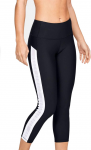 UA HG Armour Ankle Crop Branded-BLK