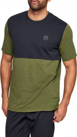 Tričko Under Armour SPORTSTYLE COTTON MESH TEE
