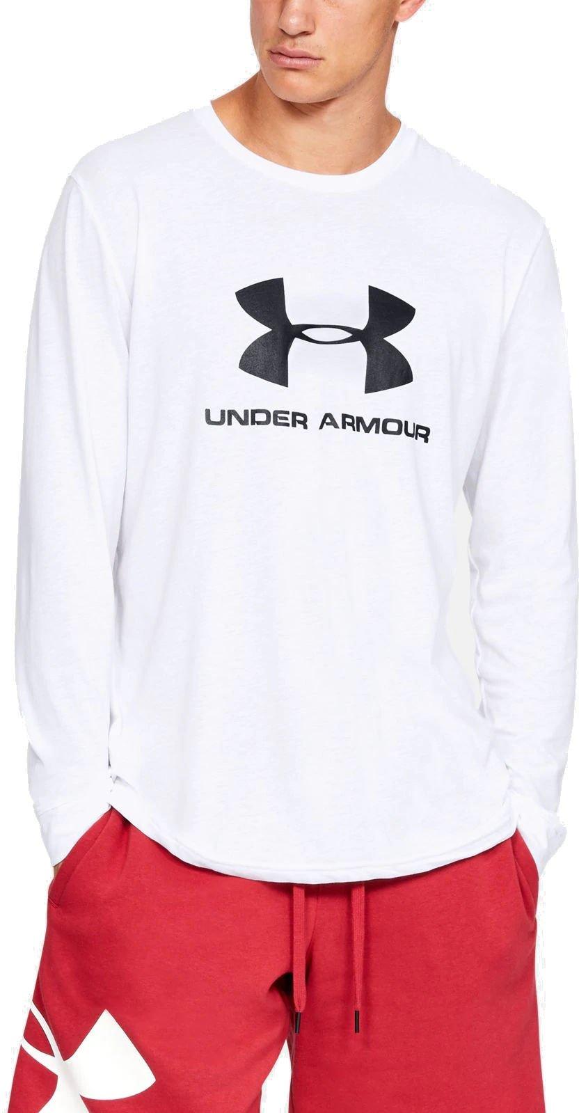 Camiseta de manga larga Under Armour SPORTSTYLE LOGO LS