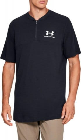 Magliette Under Armour SPORTSTYLE TRACK 1/2 ZIP