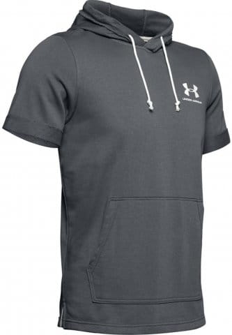 SPORTSTYLE TERRY SS HOODY-GRY