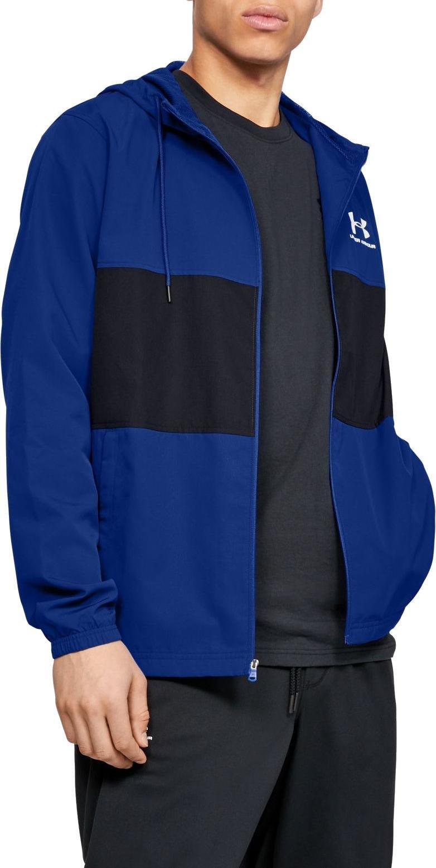 Pánská bunda s kapucí Under Armour Sportstyle Wind