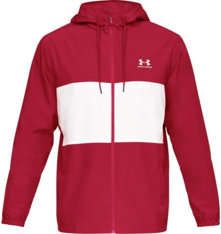 SPORTSTYLE WIND JACKET-RED