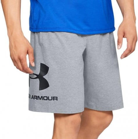 Sorturi Under Armour SPORTSTYLE COTTON LOGO SHORT