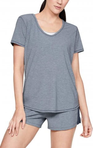 Magliette Under Armour Recovery Sleepwear SS