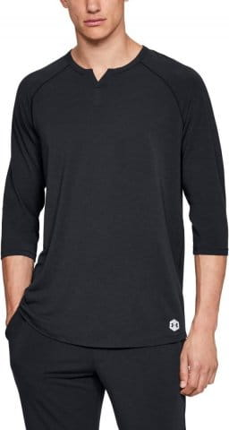 Camiseta de manga larga Under Armour UA Recover Sleepwear Henley