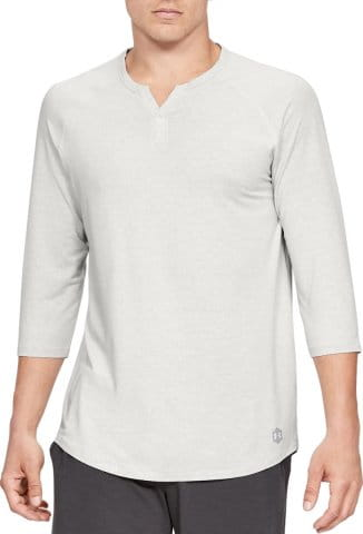 Langarm-T-Shirt Under Armour Recovery Sleepwear Henley