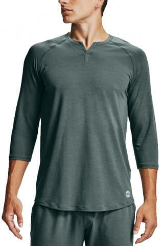 Tee-shirt à manches longues Under Armour Under Armour Recover Sleepwear Henley