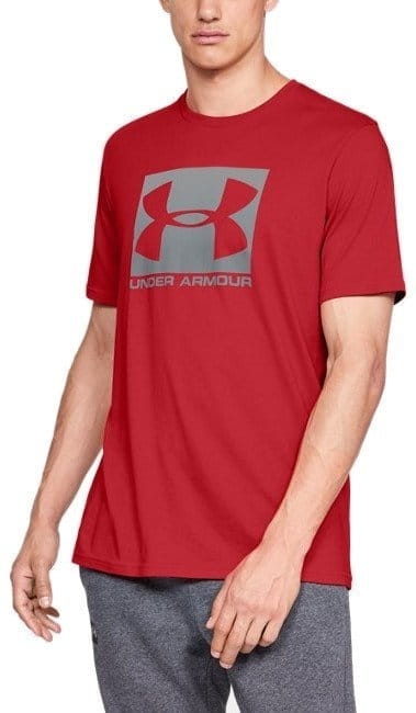 Tee-shirt Under Armour UA BOXED SPORTSTYLE SS