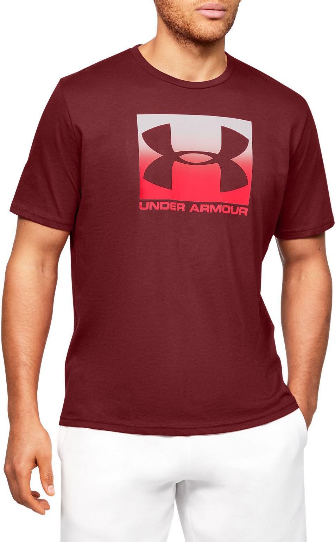 Camiseta Under Armour UA BOXED SPORTSTYLE SS