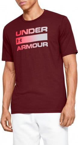 Under Armour UA TEAM ISSUE WORDMARK SS Rövid ujjú póló