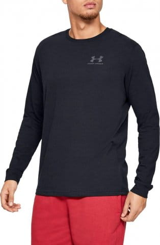 UA SPORTSTYLE LEFT CHEST LS