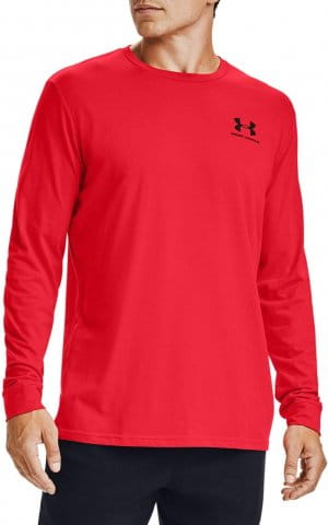 Tee-shirt Under Armour UA SPORTSTYLE LEFT CHEST LS