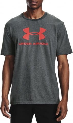 Tee-shirt Under Armour UA SPORTSTYLE LOGO SS-GRY