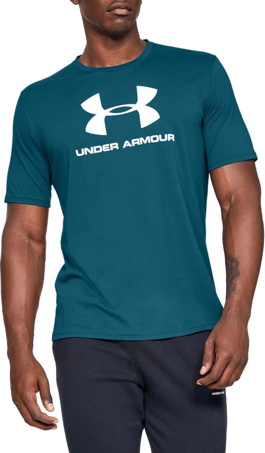 Camiseta Under Armour SPORTSTYLE LOGO SS